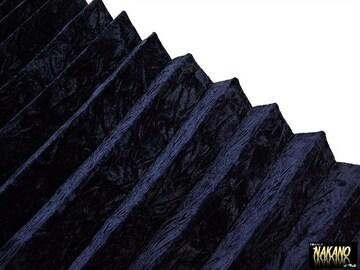 仮眠カーテン チンチラ ネイビー 遮光 最高級 金華山 ベロア生地
