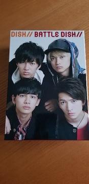 DISH//  BATTLE DISH// VOL.1  DVD おまけ付き
