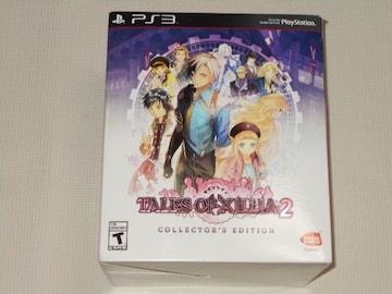 PS3★TALES OF XILLIA 2 COLLECTOR'S EDITION 海外版
