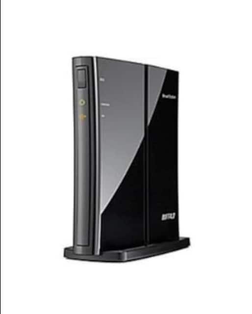 バッファロー リモートアクセス&Giga対応 有線LANルーター  < PC本体/周辺機器の