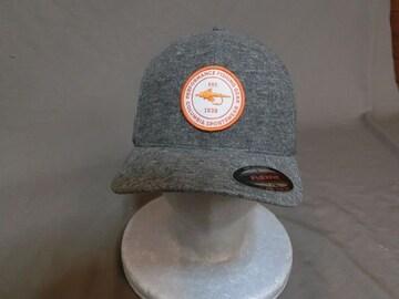 コロンビア【PFG】フライフィッシング豪華刺繍CAP 灰