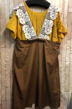 新品☆6Lサイズ2WAYサロペスカート&涼しいトップス☆n553
