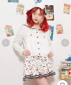 ☆Aymmy in the batty girls CHEERSセーラージャケット☆