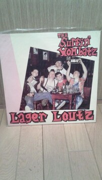 THE Surfin wombatz/Lager Loutz�呑カビリーサイコビリークリームソーダ廃盤
