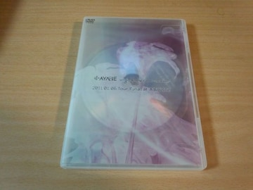 AYABIE DVD「Virgin Snow Color -2nd season- 2011」●