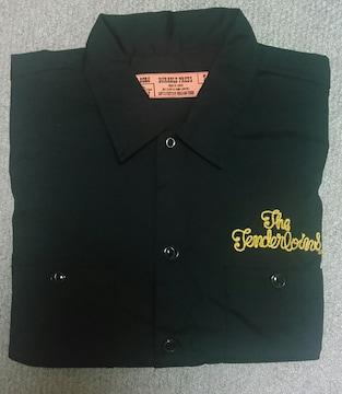 TENDERLOIN半袖ワークシャツサイズSテンダーロイン本店限定