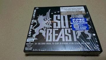 *☆BEAST★SO BEAST初回A☆CD+DVD+写真集♪