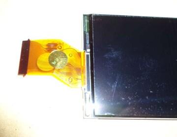 ジャンク品 DSC-WX7 WX5用交換用LCD