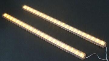 ラグジュアリーデコレーション42個LEDライト/オレンジ