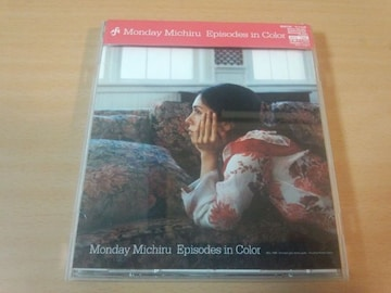マンデイ満ちるCD「Episodes in Color」MONDAY MICHIRU●