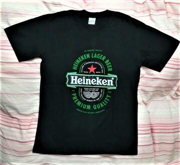 Heineken★ハイネケン★おもしろTシャツ★黒★XXL★ブラック★