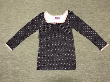 新品ワコール★暖かインナー★ババシャツ★肌着★アンフィ七分袖
