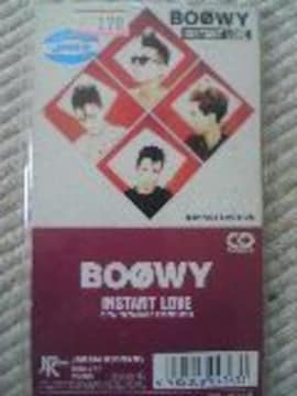 BOOWY  INSTANT LOVE  8cmCDsingle