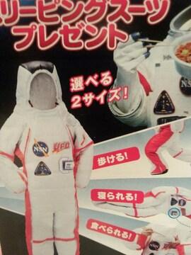 最終値下げ当選非売品!日清焼きそばUFO特製宇宙服型