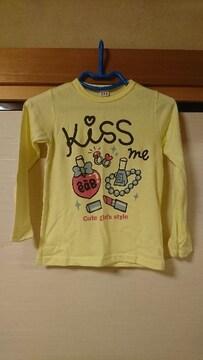e.a.B☆長袖Tシャツ☆130センチ♪
