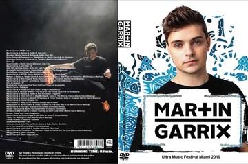 2019 ライヴ!Martin Garrix Ultra Music Festival Miami 2019