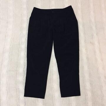 ブラック バイ マウジー 美品 ブラックドレス パンツ スーツ