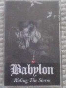 Babylon◆Riding The Storm  デモテープ