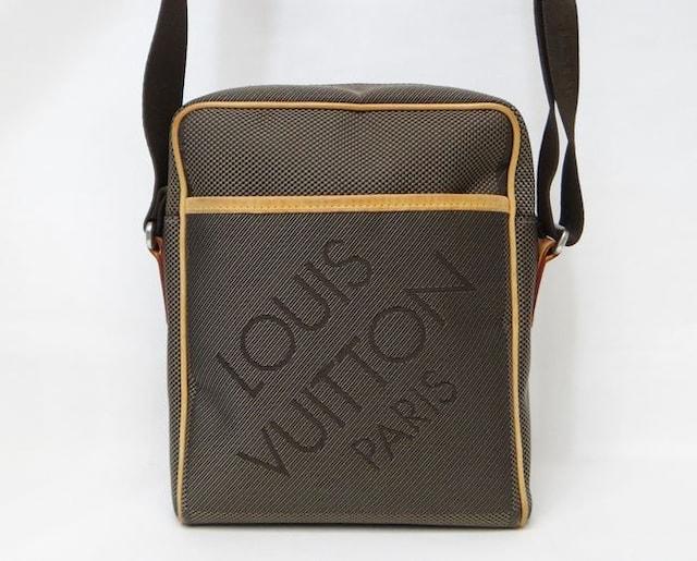 LOUIS VUITTON ルイヴィトン ダミエ・ジェアン シタダンNM ショルダーバッグ < ブランドの