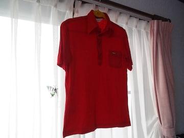 JACK NICKLAUSのポロシャツ(M)赤!。