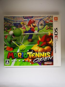 マリオテニス オープン ニンテンドー3DS