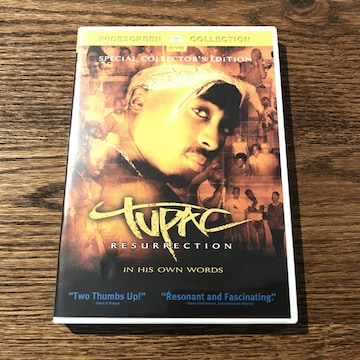 【TUPAC ~RESURRECTION~ [DVD]】