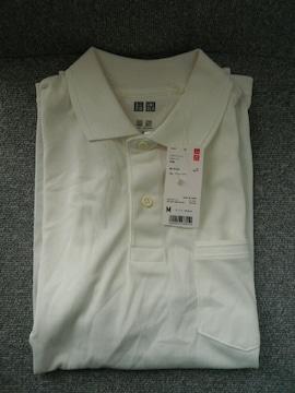 UNIQLO「メンズドライメッシュポロシャツ(半袖)」E6