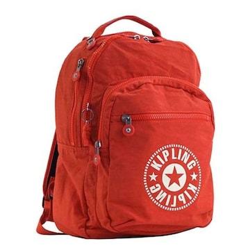 ◆新品本物◆キプリング CLAS SEOUL バックパック(RED)『KI2630』◆