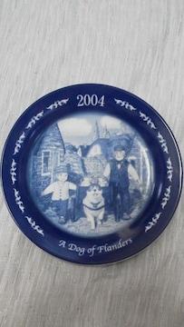 激安セール美品フランダースの犬 2004 記念皿☆貴重必見