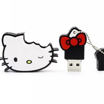 ハローキティ USB 32GB USBメモリ キティちゃん サンリオ