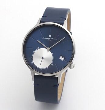 サルバトーレ マーラ クオーツ メンズ 腕時計 SM20105-SSBL