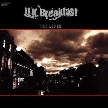KF THE ALFEE(アルフィ) CDアルバム U.K.Breakfast