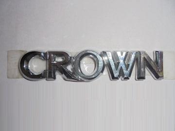TOYOTA トヨタCROWNクラウンS12#型S13#型ロゴプレートエンブレム