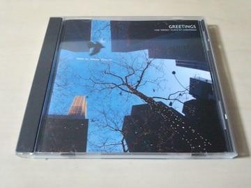 CD「GREETINGS ORGEL CHRISTMAS」オルゴール伊勢丹クリスマス★