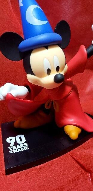 非売品ミッキーマウススーパープレミアムフィギュアファンタジア90thAnniversary < おもちゃの
