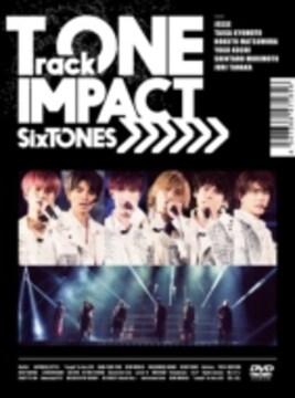 即決 SixTONES TrackONE -IMPACT- 2DVD 初回盤 新品