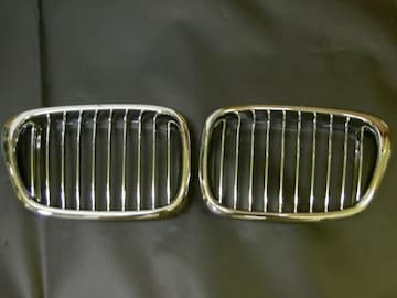 BMW オールクロームグリルE39ACシュニッツアー