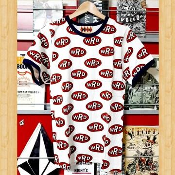 定価9790円 WEIRDO WRD柄 Tシャツ S GLADHAND ケンコバ着用