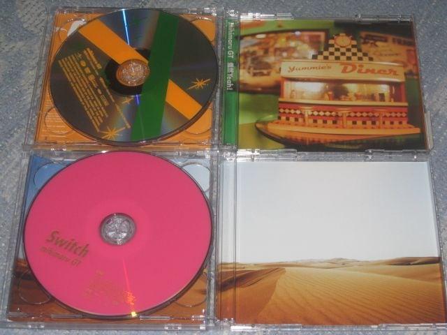 激安!超レア!☆mihimaru GT初回盤/2CD+2DVDマキシシングル2枚セット! < タレントグッズの