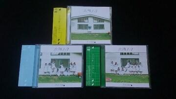 乃木坂46 太陽ノック TYPE-A+B+C DVD 帯付き 即決 白石麻衣