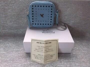 新品箱付◆ヴィヴィアンウエストウッド◆牛革 小銭入れ/マルチケース¥12960
