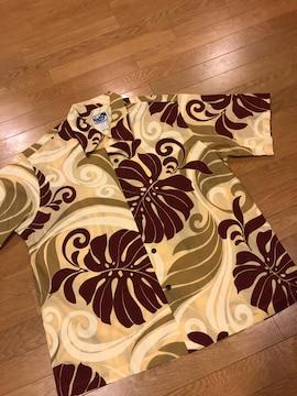 Paradise Style  アロハ シャツ  大きいsize 2XL  パラダイス