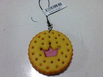 クラウンクッキー可愛い&美味しそうな