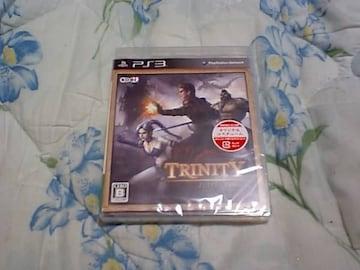 【新品PS3】トリニティ ジルオールゼロ