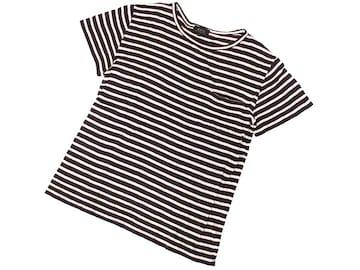 A.P.C.◆マリンボーダー柄Tシャツ◆APC◆アーペーセー/L