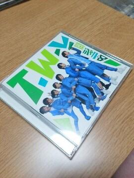 関ジャニ∞◆T.W.L初回限定TVアニメ盤美品激安