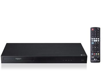 新品未使用品★ LG 4K Ultra HD ブルーレイディスクプレーヤー