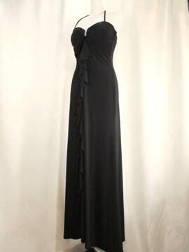 【ROSE QUARTZ】黒のロングドレスです