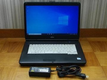 LIFEBOOK A540/B Intel 2.20GHz 2GB 160GB
