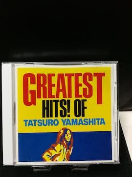 山下達郎 GREATEST HIT OF 曲目画像掲載 送料無料